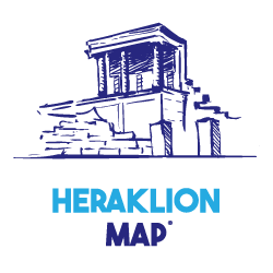 Heraklio Map – by MasterFold S.A Λογότυπο