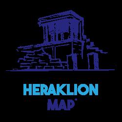 Heraklio Map – by MasterFold S.A Λογότυπο